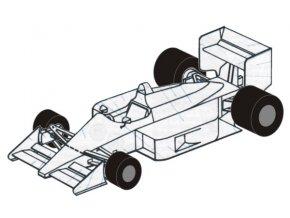 McLaren MP 4/5 Honda