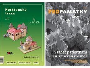 Kestřanské tvrze + ProPamátky léto 2019