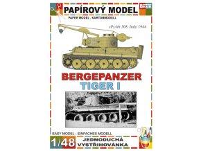Bergepanzer Tiger I  (Sd.Kfz.185)