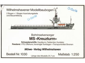 MS Kreuzturm