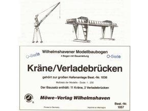 Kräne/Verladebrücken