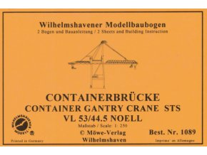 VL 53 / 44,5 Noell Containerbrücke