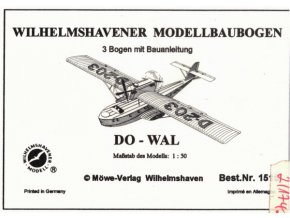 Dornier Do Wal