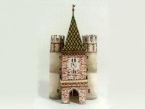 Basel - brána městského opevnění