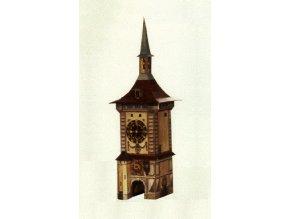 Bern - brána s hodinovou věží
