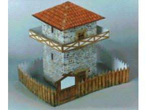 římská strážní věž