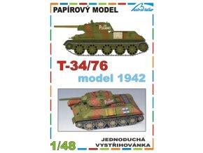 T 34/76 model 1942