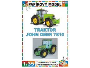 John Deer 7810