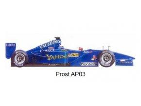 Prost AP03 - 2000