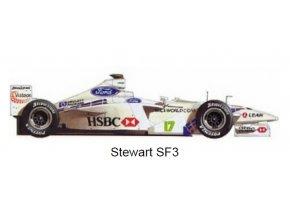 Stewart SF3 - 1999