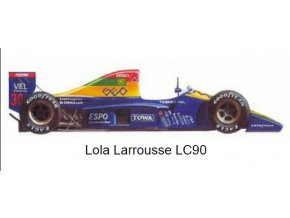 Lola Larrouse LC-90 - GP Japan 1990