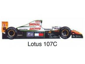 Lotus 107C - GP San Marino 1994