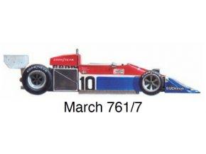 March 761/7 - GP Belgium 1977