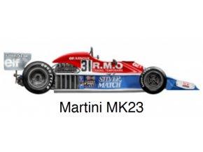 Martini MK23 - GP Monaco 1978