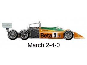 March 2-4-0 New Hero - test version 1977