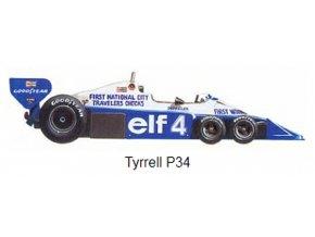 Tyrrell P34 - 1977