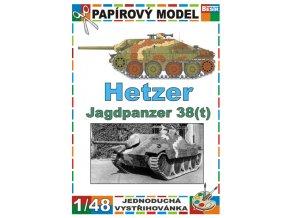 Hetzer - Jagdpanzer 38(t)