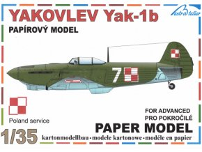 Yakovlev Yak-1b - Poland service
