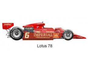 Lotus 78 - 1977