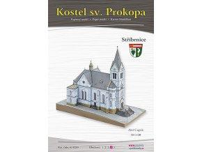 Stříbrnice - kostel sv. Prokopa