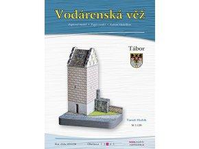 Tábor - Vodárenská věž