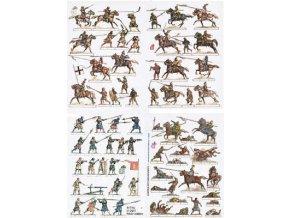 Bitva u Ústí n.L. - figurky