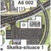Skalka - situace 1