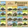 Pexeso - Tanky