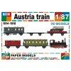 Austria train - 1914-1918