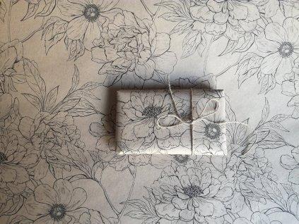 1160 5 balici papir kvety