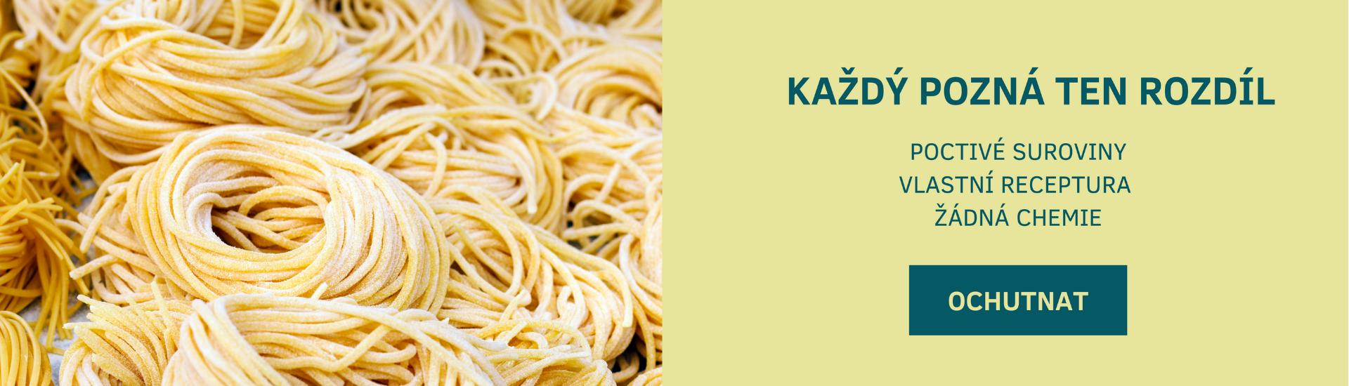 Pastafidli, výrobce čerstvých těstovin