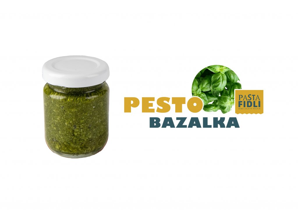 pesto bazalka