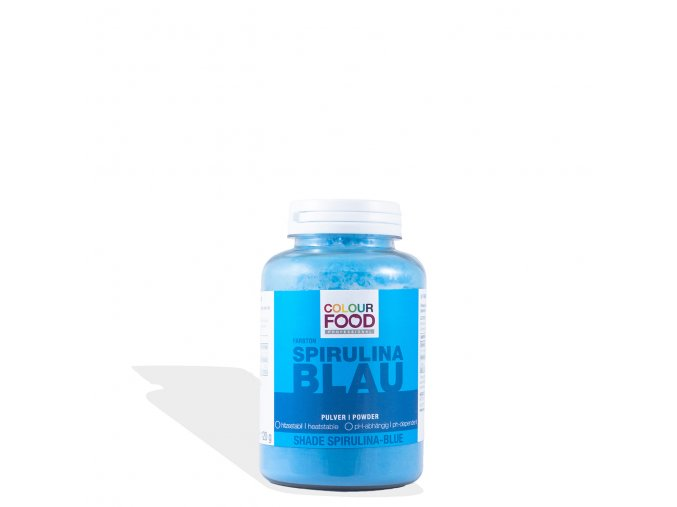 Lebensmittelfarbe Colourfood Blau Pulver 120g 2