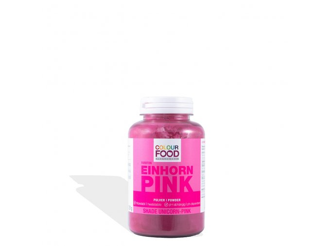Lebensmittelfarbe Colourfood Pink Pulver 120g 2