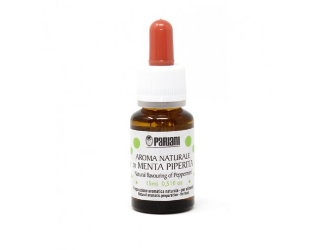 Natural flavouring of peppermint 15 ml