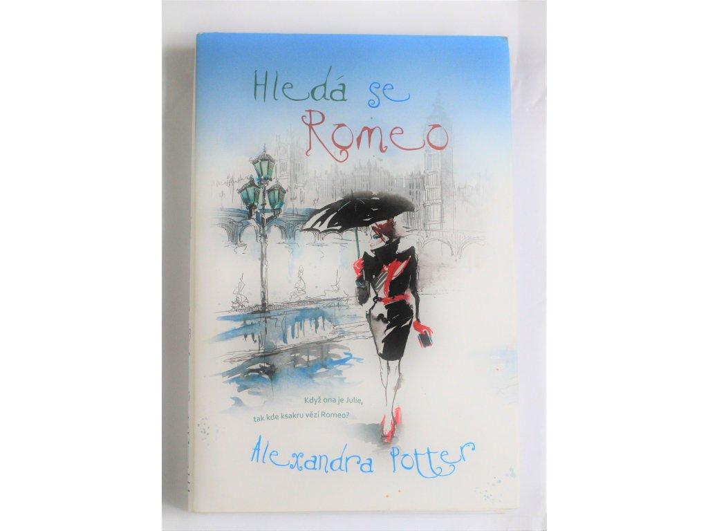 Kniha Hledá se Romeo - Bazar
