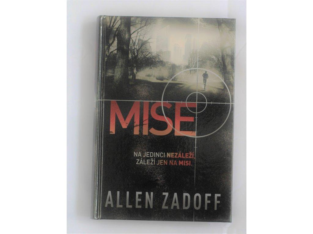 Kniha Mise - Bazar