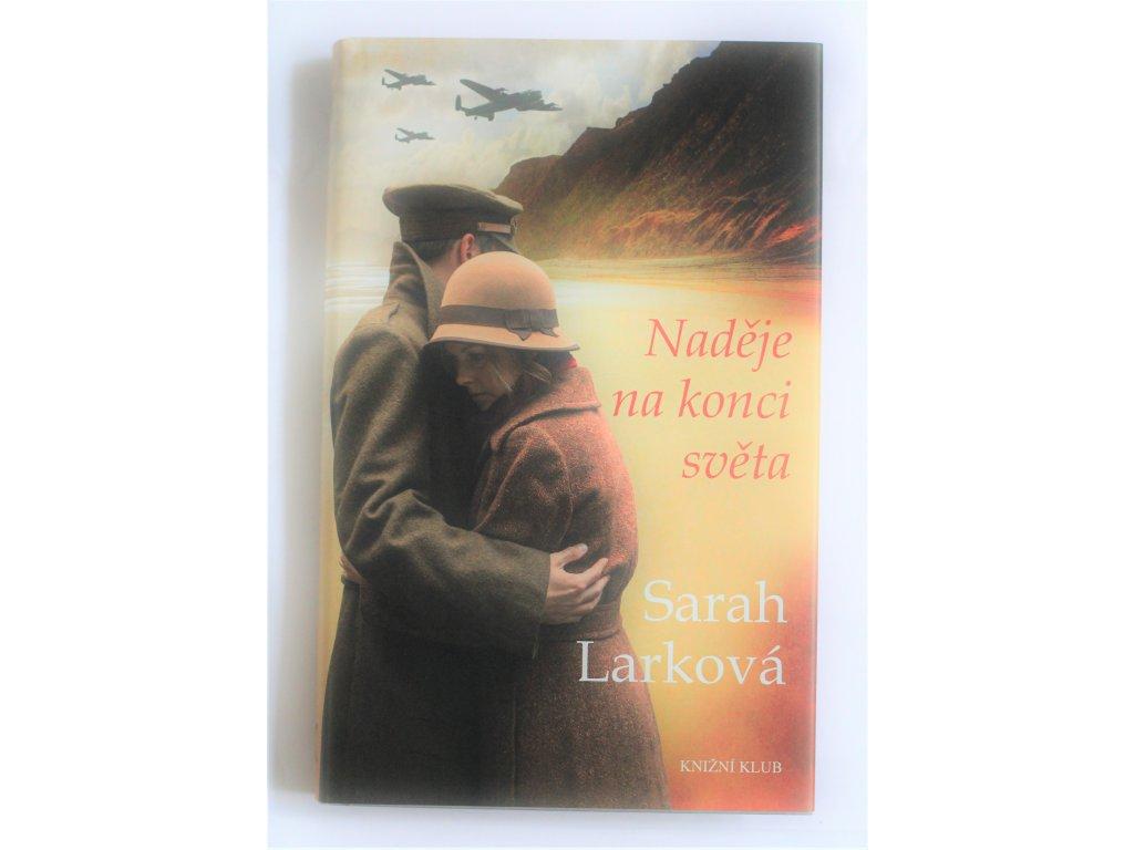 Kniha Naděje na konci světa - Bazar