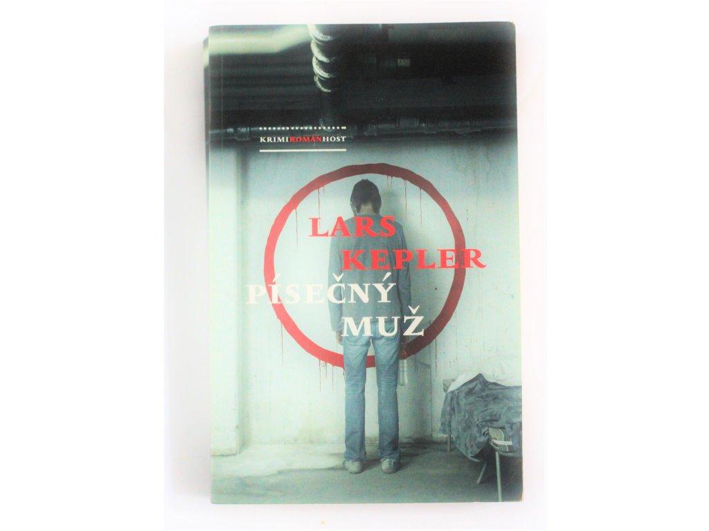 Kniha Písečný muž - Bazar