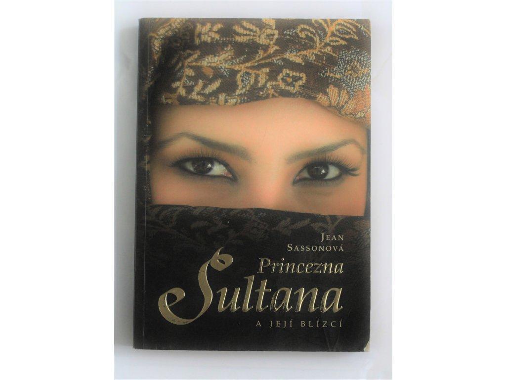 Kniha Princezna Sultana a její blízcí - Bazar