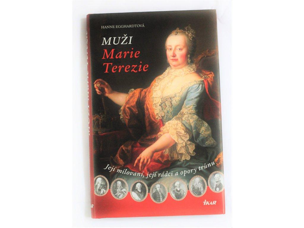 Kniha Muži Marie Terezie - Bazar