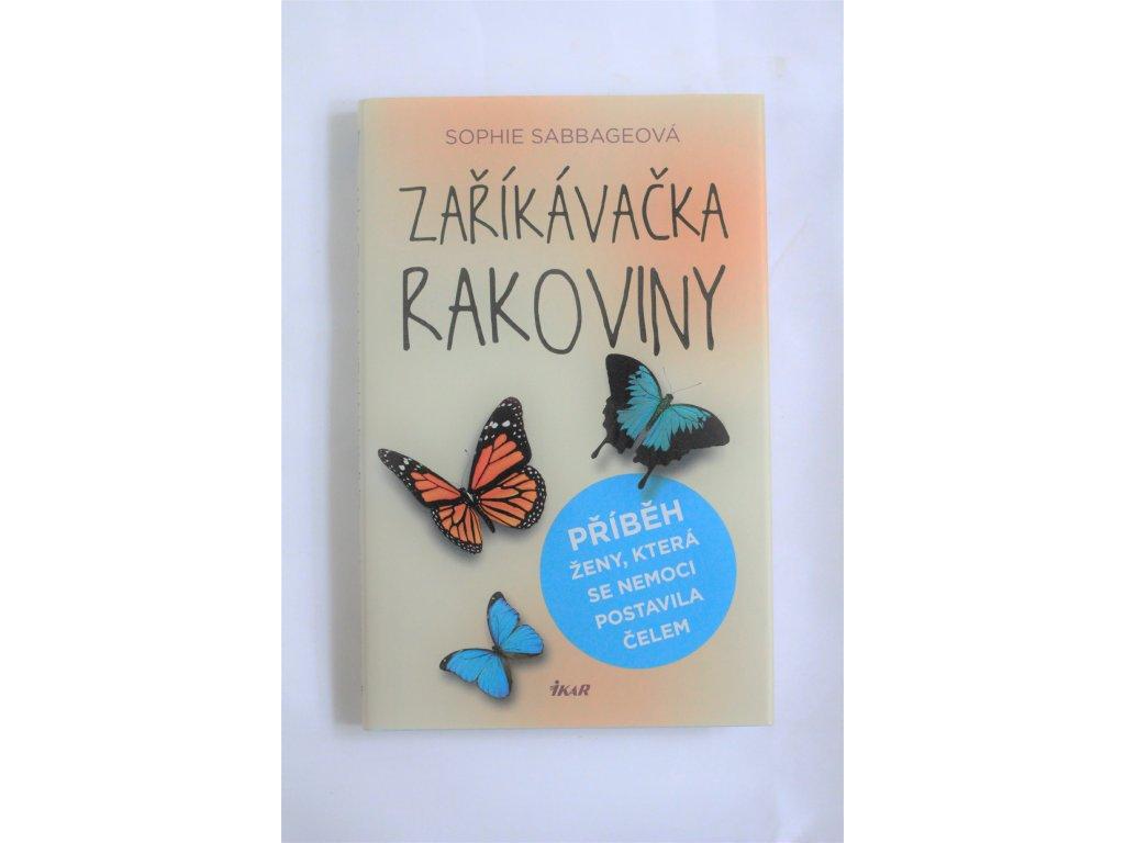 Kniha Zaříkávačka rakoviny - Bazar
