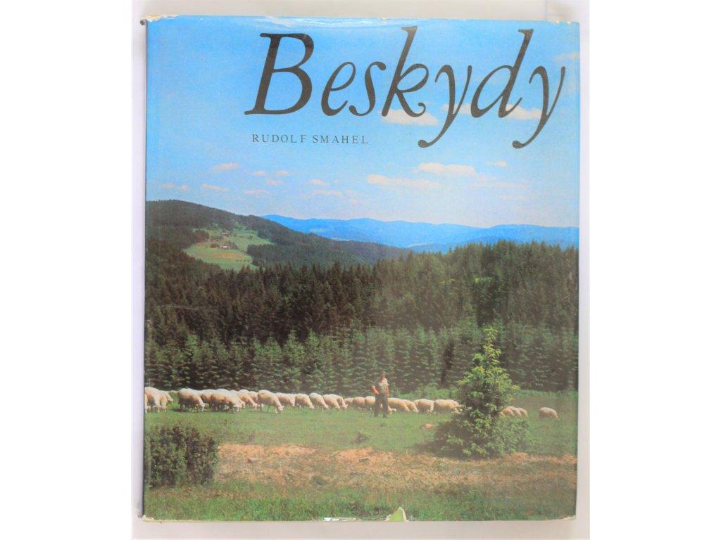 Kniha Beskydy - Bazar