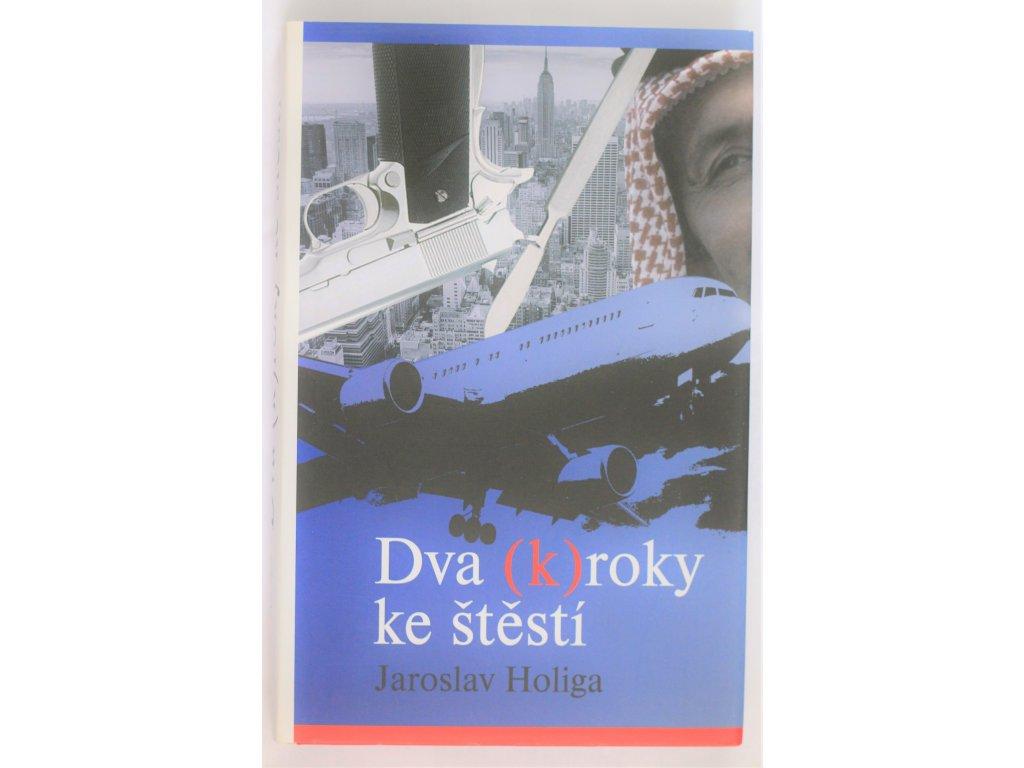 Kniha Dva (k)roky ke štěstí - Bazar