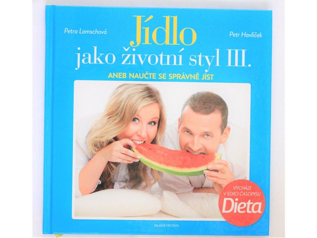 Kniha Jídlo jako životní styl III - Bazar