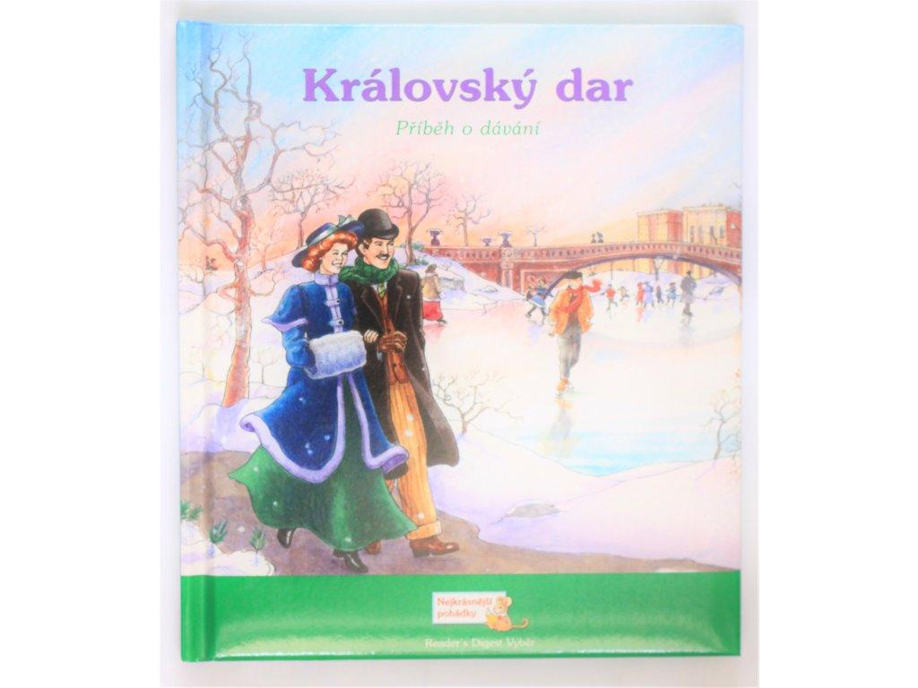 Kniha Královský dar - Bazar