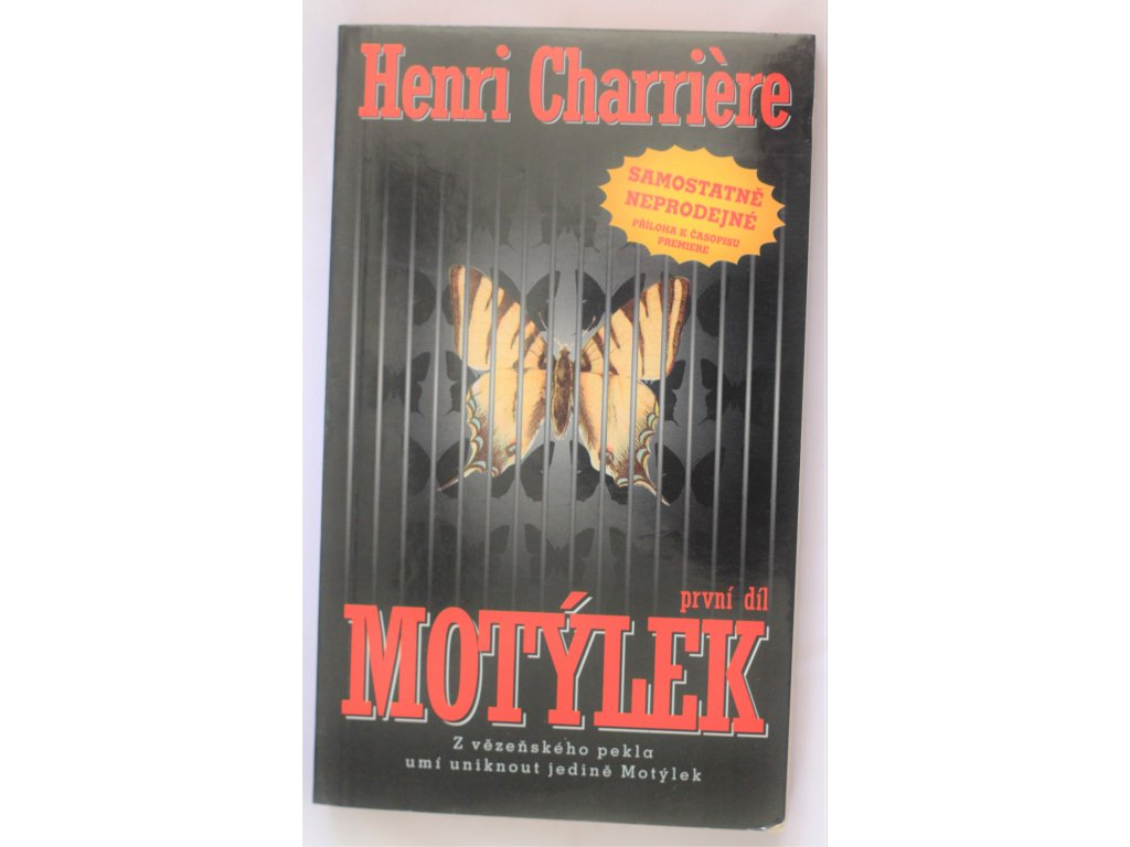 Kniha Motýlek I - Bazar