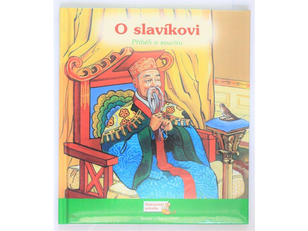 Kniha O slavíkovi - Bazar