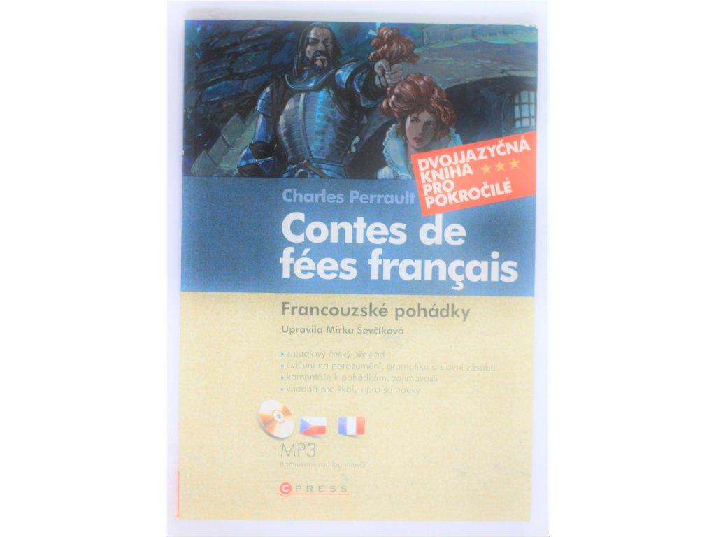 Kniha Francouzské pohádky - Bazar
