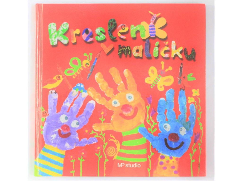 Kniha Kreslení v malíčku - Bazar